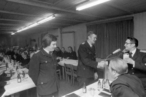 NL Mellin 01-035/0021, Hauptversammlung Freiwillige Feuerwehr, Lehrte, ohne Datum