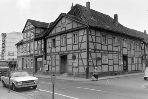 NL Mellin 01-036/0017, Ehemalige Synagoge (1811-1939) in der Poststraße / Ecke Louisenstraße, Burgdorf, ohne Datum
