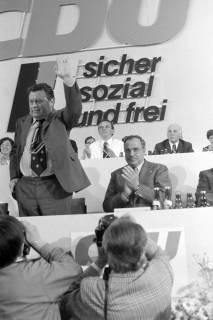 NL Mellin 01-037/0009, 24. Bundesparteitag der CDU, 1976