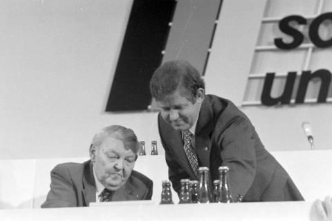 NL Mellin 01-039/0011, 24. Bundesparteitag der CDU, 1976