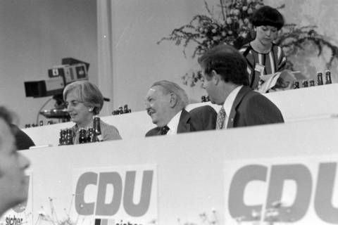 NL Mellin 01-039/0015, 24. Bundesparteitag der CDU, 1976