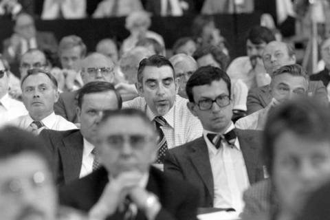 NL Mellin 01-040/0003, 24. Bundesparteitag der CDU, 1976