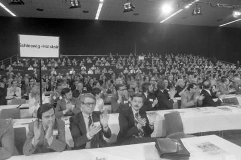 NL Mellin 01-040/0004, 24. Bundesparteitag der CDU, 1976