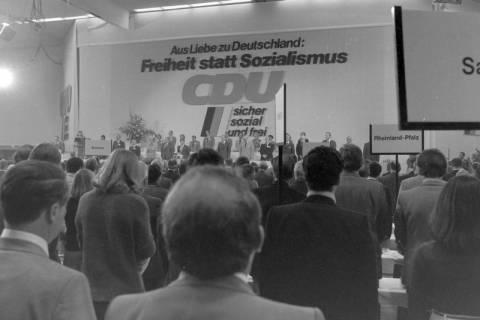 NL Mellin 01-040/0014, 24. Bundesparteitag der CDU, 1976