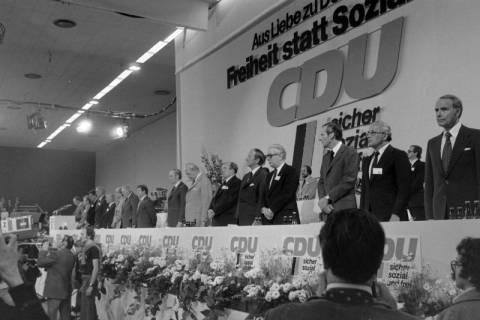 NL Mellin 01-040/0015, 24. Bundesparteitag der CDU, 1976