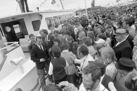 NL Mellin 01-043/0007, Eröffnung des Elbe-Seitenkanals (ESK), 1976