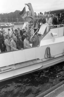 NL Mellin 01-043/0008, Eröffnung des Elbe-Seitenkanals (ESK), 1976