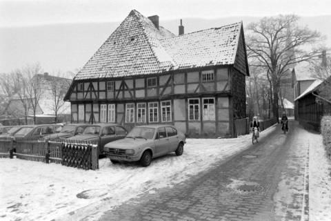 ARH NL Mellin 01-052/0001, Ahrbeck Haus (heute Marktkieker) in Großburgwedel, ohne Datum