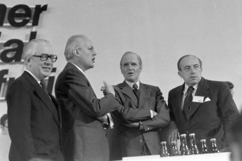 NL Mellin 01-053/0022, 24. Bundesparteitag der CDU, 1976