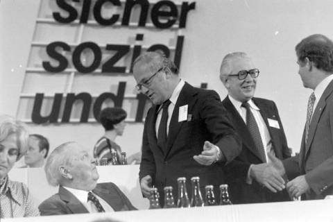 NL Mellin 01-053/0024, 24. Bundesparteitag der CDU, 1976