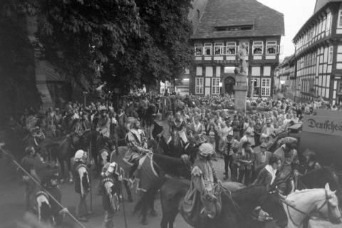 ARH NL Mellin 01-055/0013, Start des Biertrecks von Einbeck nach München, 1969