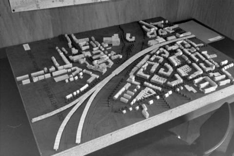 ARH NL Mellin 01-058/0016, Stadtplanerischen Entwurf zur Umgestaltung der Innenstadt von Lehrte, ohne Datum