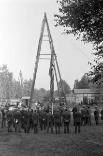 ARH NL Mellin 01-061/0005, Eröffnung? des Deutschen Erdölmuseums in Wietze, ohne Datum