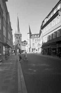ARH NL Mellin 01-061/0013, Westerturm und Stadttor in Duderstadt, ohne Datum