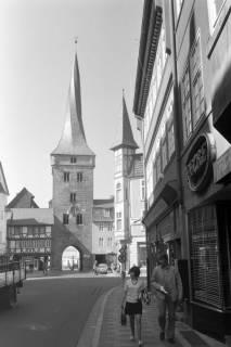 ARH NL Mellin 01-061/0014, Westerturm und Stadttor in Duderstadt, ohne Datum