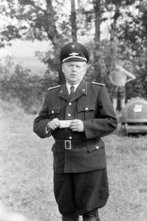ARH NL Mellin 01-063/0010, Ortsbrandmeister Wilhelm Heinecke aus Heeßel, ohne Datum