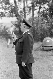 ARH NL Mellin 01-063/0011, Ortsbrandmeister Wilhelm Heinecke aus Heeßel, um 1969