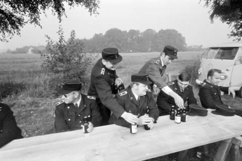 ARH NL Mellin 01-063/0013, Feuerwehr Burgdorf in Heeßel, um 1969