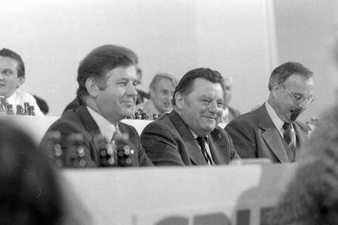 NL Mellin 01-065/0005, 24. Bundesparteitag der CDU, 1976