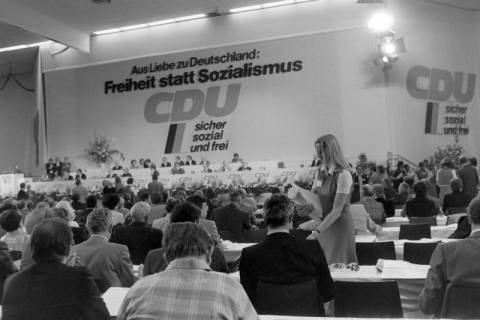 NL Mellin 01-070/0022, 24. Bundesparteitag der CDU, 1976