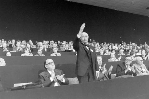 NL Mellin 01-070/0023, 24. Bundesparteitag der CDU, 1976