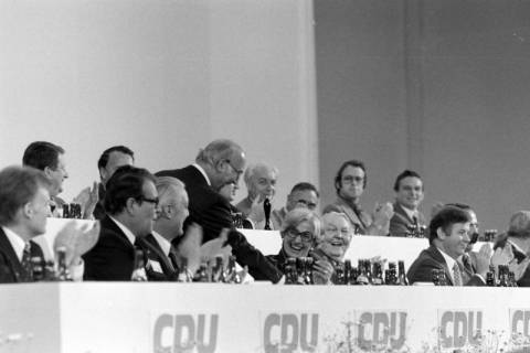 NL Mellin 01-072/0014, 24. Bundesparteitag der CDU, 1976