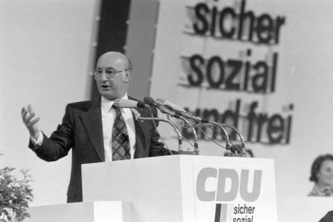 ARH NL Mellin 01-072/0015, 24. Bundesparteitag der CDU, 1976
