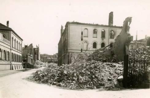 ARH Slg. Mütze 006, Herrenstraße, Hannover, zwischen 1943/1949