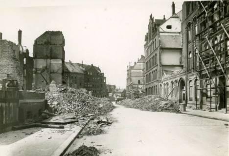 ARH Slg. Mütze 053, Hainhölzer Straße, Hannover, zwischen 1943/1949