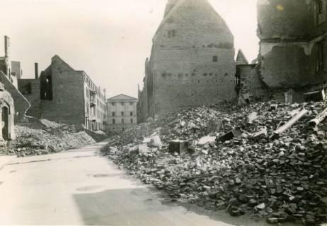 ARH Slg. Mütze 055, Odeonstraße, Hannover, zwischen 1943/1949