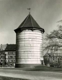 """ARH Slg. Mütze 107, Lufschutzbunker """"Hoffmann-von-Fallersleben Straße"""", Hannover, ohne Datum"""