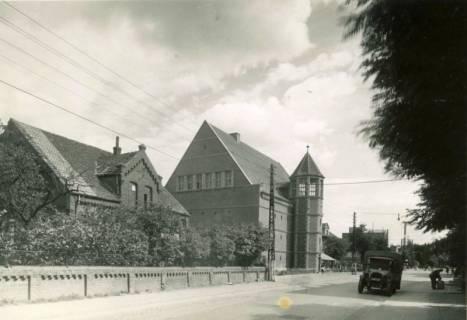 ARH Slg. Mütze 119, Luftschutzbunker Bahnhofstraße, Misburg, vor 1944