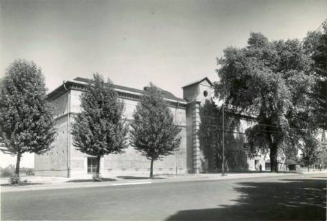 ARH Slg. Mütze 120, Luftschutzbunker Herrenhäuser Straße, Herrenhausen, vor 1945