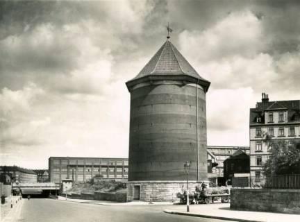 "ARH Slg. Mütze 121, Luftschutzbunker ""Sandstraße"", Nordstadt, vor 1943"