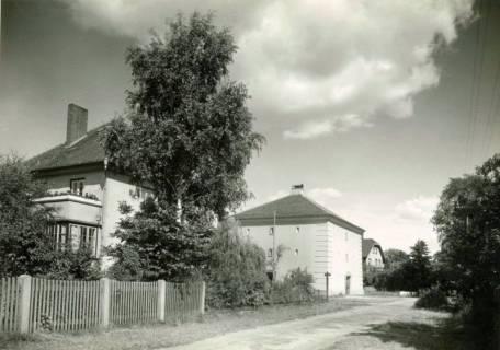 """ARH Slg. Mütze 130, Luftschutzbunker """"Grasweg"""", Langenhagen, 1945"""
