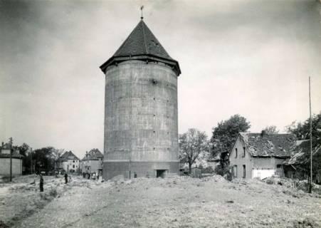 ARH Slg. Mütze 131, Luftschutzbunker Hannoversche Straße, Misburg, 1944
