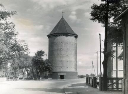 ARH Slg. Mütze 134, Luftschutzbunker Hannoversche Straße, Misburg, vor 1945