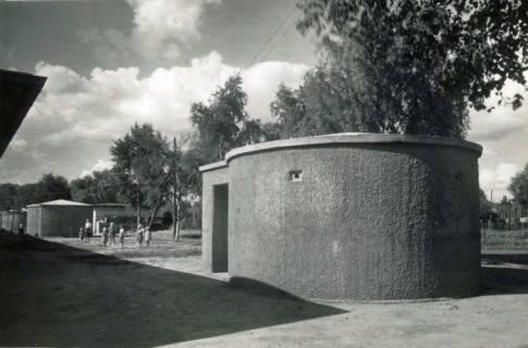 ARH Slg. Mütze 135, Splitterbunker Vinnhorster Weg, Hannover, ohne Datum