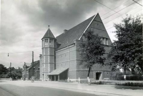 ARH Slg. Mütze 137, Luftschutzbunker Bahnhofstraße, Misburg, vor 1944