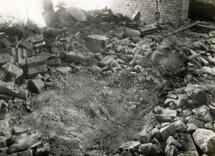ARH Slg. Mütze 139, Volltreffer am Luftschutzbunker Bahnhofstraße, Misburg, 1944