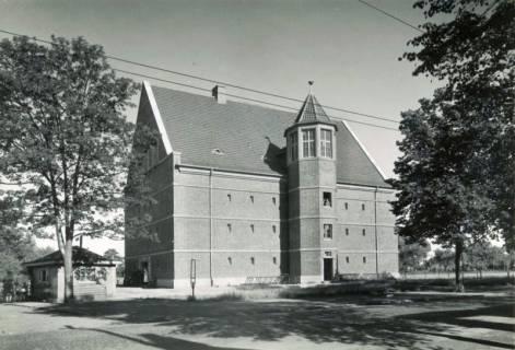 ARH Slg. Mütze 145, Luftschutzbunker Bahnhofstraße, Misburg, vor 1944