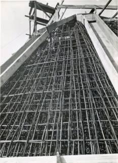 "ARH Slg. Mütze 152, Wandbewehrung Luftschutzbunker ""Sandstraße"", Nordstadt, 1941"