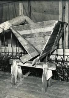 ARH Slg. Mütze 155, Baustelle Luftschutzbunker Bunnenbergstraße, Hainholz, 1941
