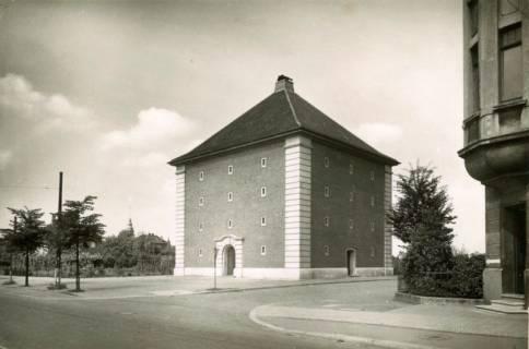 ARH Slg. Mütze 156, Luftschutzbunker im Wölpfelde, Wülfel, um 1941