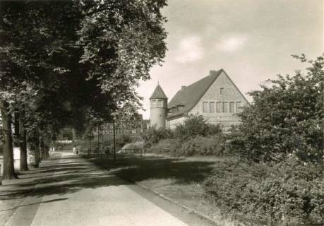 """ARH Slg. Mütze 157, Luftschutzbunker """"Am Welfenplatz"""", Oststadt, 1944"""