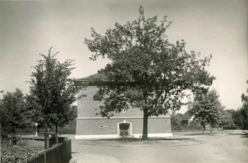 """ARH Slg. Mütze 163, Luftschutzbunker """"Fuldastraße"""", Leinhausen, 1944"""