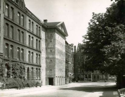 ARH Slg. Mütze 164, Luftschutzbunker Friesenstraße, Oststadt, 1944