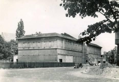 ARH Slg. Mütze 165, Luftschutzbunker Lönsstraße, Zoo, zwischen 1942/1945