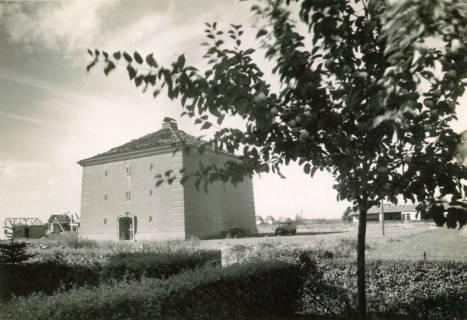 ARH Slg. Mütze 169, Luftschutz Grimsehlweg, Bothfeld, 1944