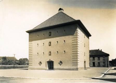 ARH Slg. Mütze 170, Luftschutzbunker Bunnenbergstraße, Hainholz, zwischen 1941/1945